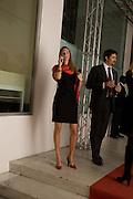 ELSPETH DAY-CONTALDI, Tudor presentation. Triennale Museum of Milan. Milan. 29 September 2008 *** Local Caption *** -DO NOT ARCHIVE-© Copyright Photograph by Dafydd Jones. 248 Clapham Rd. London SW9 0PZ. Tel 0207 820 0771. www.dafjones.com.