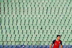 September 9, 2018 - Sofia, BULGARIA - 180909 HÅ'vard Nordtveit of Norway during the Nations League match between Bulgaria and Norway on September 9, 2018 in Sofia..Photo: Jon Olav Nesvold / BILDBYRN / kod JE / 160311 (Credit Image: © Jon Olav Nesvold/Bildbyran via ZUMA Press)