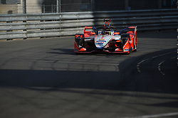 May 11, 2019 - Monaco, Monaco - 94 German driver Pascal Wehrlein of Mahindra Racing drive her single-seater during the 3rd edition of Monaco E-Prix, in port neighborhood in Monaco, France  (Credit Image: © Andrea Diodato/NurPhoto via ZUMA Press)