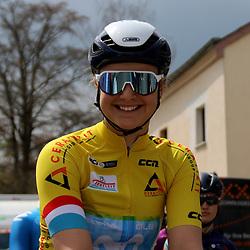 02-05-2021: Wielrennen: Elsy Jakobs : Luxembourg:  <br />Emma Nosgaard