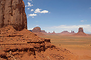 Monument Valley, Navajo Tribal Park, Utah-Arizona border