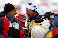 OL 2006 Langrenn menn stafett,<br />Pragelato Plan<br />19..02.06 <br />Foto: Sigbjørn Hofsmo, Digitalsport <br /><br /><br />Inge Braaten SWE