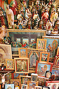 Religious paraphernalia, Morelos,  Cuernavaca, Mexico.
