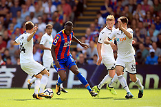 Crystal Palace v Swansea City - 26 Aug 2017