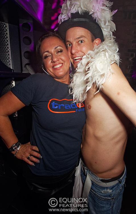 London, United Kingdom - 2 November 2013<br /> 23rd birthday party for Trade gay club night at Egg nightclub, York Way, King's Cross, London, England, UK.<br /> Contact: Equinox News Pictures Ltd. +448700780000 - Copyright: ©2013 Equinox Licensing Ltd. - www.newspics.com<br /> Date Taken: 20131102 - Time Taken: 232540+0000