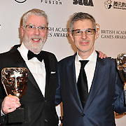 Winner: God of War by Keith Leary and Peter Scaturro at the British Academy (BAFTA) Games Awards at Queen Elizabeth Hall, Southbank Centre  on 4 March 2019, London, UK.