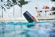 advertising photography for Philips Speakers.<br /> <br /> Photo by Moses Ng/Mozimages