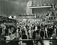 1936 Filming at Universal Studios