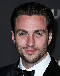 LOS ANGELES, CA, USA - NOVEMBER 03: 2018 LACMA Art + Film Gala held at the Los Angeles County Museum of Art on November 3, 2018 in Los Angeles, California, United States. 03 Nov 2018 Pictured: Aaron Taylor-Johnson. Photo credit: Xavier Collin/Image Press Agency/MEGA TheMegaAgency.com +1 888 505 6342