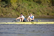 Crew: 32 - Murdock / Ewing - Quintin Boat Club - Op 2- Championship <br /> <br /> Pairs Head 2020