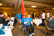 2018 Para Sailing World Championship, Sheboygan, Wisconsin, USA. Over 120 competitors in three classes — Hansa 303, 2.4m OD, and RS Venture — competing from 18 September to 22 September 2018, as World Sailing campaigns to bring sailing back to the 2024 Paralympics. The host, Sail Sheboygan & SEAS, is located on the water of Lake Michigan, the fourth largest fresh water lake in the world.