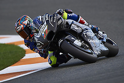 November 20, 2018 - Valencia, Spain - Karel Abraham (17) of Czech Republic and Reale Avintia Racing Ducati  during the test of the new MotoGP season 2019 at Ricardo Tormo Circuit in Valencia, Spain on 20th Nov 2018  (Credit Image: © Jose Breton/NurPhoto via ZUMA Press)