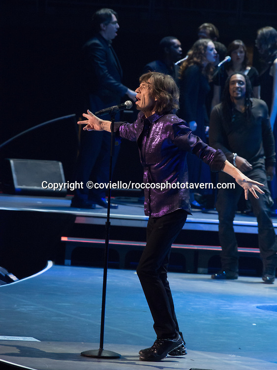 Rolling Stones 50th Anniversary Show