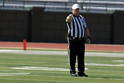 09 September 2017:  Brad Richardson during an NCAA division 3 football game between the Nebraska Wesleyan PRAIRIE WOLVES and the Illinois Wesleyan Titans in Tucci Stadium on Wilder Field, Bloomington IL