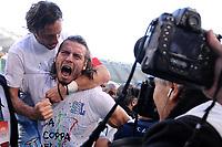Federico Marchetti Lazio.26/05/2013 Roma.Stadio Olimpico.Football Calcio 2012 / 2013 .Tim Cup Finali di Coppa Italia.Roma vs Lazio.Foto Insidefoto / Antonietta Baldassarre.