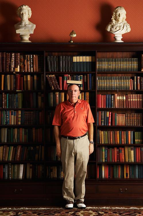 James Patterson, author