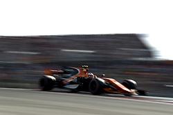 October 21, 2017 - Austin, United States of America - Motorsports: FIA Formula One World Championship 2017, Grand Prix of United States, ..#2 Stoffel Vandoorne (BEL, McLaren Honda) (Credit Image: © Hoch Zwei via ZUMA Wire)