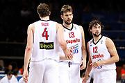 DESCRIZIONE : Kaunas Lithuania Lituania Eurobasket Men 2011 Quarter Final Round Spagna Slovenia Spain Slovenia<br /> GIOCATORE : Marc Gasol<br /> CATEGORIA : esultanza<br /> SQUADRA : Spagna Spain<br /> EVENTO : Eurobasket Men 2011<br /> GARA : Spagna Slovenia Spain Slovenia<br /> DATA : 14/09/2011<br /> SPORT : Pallacanestro <br /> AUTORE : Agenzia Ciamillo-Castoria/ElioCastoria<br /> Galleria : Eurobasket Men 2011<br /> Fotonotizia : Kaunas Lithuania Lituania Eurobasket Men 2011 Quarter Final Round Spagna Slovenia Spain Slovenia<br /> Predefinita :