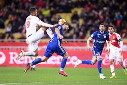 January 19, 2019 - Monaco, France - 04 PABLO MARTINEZ (STRA) - FAUTE (Credit Image: © Panoramic via ZUMA Press)