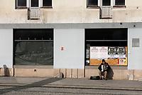 Bialystok, 20.03.2020. Wyludnione ulice Bialegostku podczas epidemii koronawirusa N/z wyludniony depatak w centrum fot Michal Kosc / AGENCJA WSCHOD