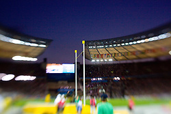 Pole Vault Final during day eight of the 12th IAAF World Athletics Championships at the Olympic Stadium on August 22, 2009 in Berlin, Germany. (Photo by Vid Ponikvar / Sportida)
