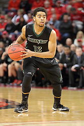 18 March 2015:   Carrington Love during an NIT men's basketball game between the Green Bay Phoenix and the Illinois State Redbirds at Redbird Arena in Normal Illinois