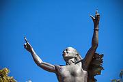 Florence Joyner Statue In Mission Viejo