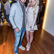 NLD/Amsterdam/20170524 - FHM500 2017, Genevieve Fox en partner Nicky Zouwer