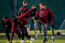 LIVERPOOL, ENGLAND - Monday, February 18, 2019: Liverpool's Xherdan Shaqiri during a training session at Melwood ahead of the UEFA Champions League Round of 16 1st Leg match between Liverpool FC and FC Bayern München. (Pic by Paul Greenwood/Propaganda)