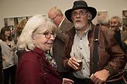 ROSE DAVIS; PETE DAVIS, Opening of the Martin Parr Foundation party,  Martin Parr Foundation, 316 Paintworks, Bristol, BS4 3 EH  20 October 2017