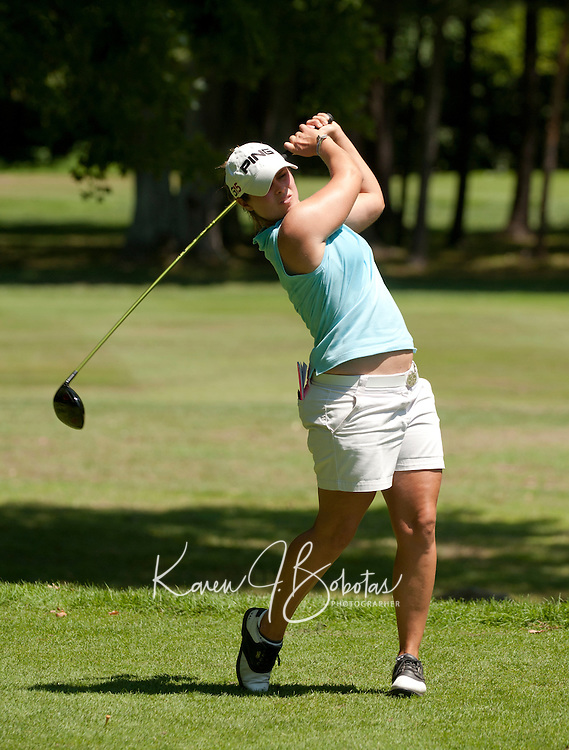 LPGA Futures Tour at Beaver Meadow Golf Course Concord, NH  July 22, 2011