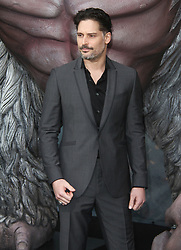 Rampage Premiere at The Microsoft Theatre in Los Angeles, California on 4/4/18. 04 Apr 2018 Pictured: Joe Manganiello. Photo credit: River / MEGA TheMegaAgency.com +1 888 505 6342
