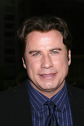 """John Travolta at the premiere of """"Death Sentence"""".<br /> (NYC)"""