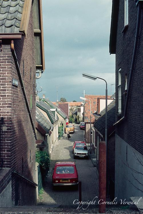 De Wilhelmina Straat ook wel Kleine Straat genoemd