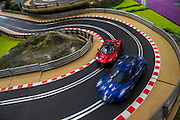 Scalectric on the Hornby Stand - The annual London Toy Fair, the trade show for the toy and games industry, takes place at Olympia.