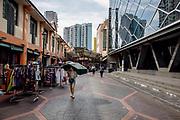 Singapore, street scene in Little india