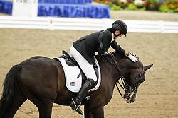 Johnson Philippa (RSA) - Verdi<br /> Alltech FEI World Equestrian Games <br /> Lexington - Kentucky 2010<br /> © Hippo Foto - Leanjo de Koster