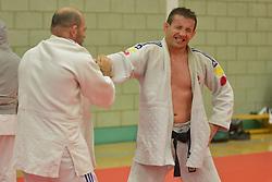 Cyril Jonard, -81kg, FRA, 2016 Visually Impaired Judo Grandprix, British Judo, Birmingham, England