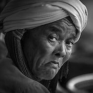 Vietnam images-Chân dung- Chăm Phan Rang-Hoàng thế Nhiệm