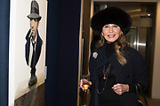 MAUREEN SULLIVAN-SMITH, Bonhams host a private view for their  forthcoming auction: Jackie Collins- A Life in Chapters' Bonhams, New Bond St.  3 May 2017.