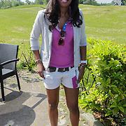 NLD/Abcoude/20120530 - Gekleurde bn' ers gaan multicultureeel golfen, Jasmine Sendar