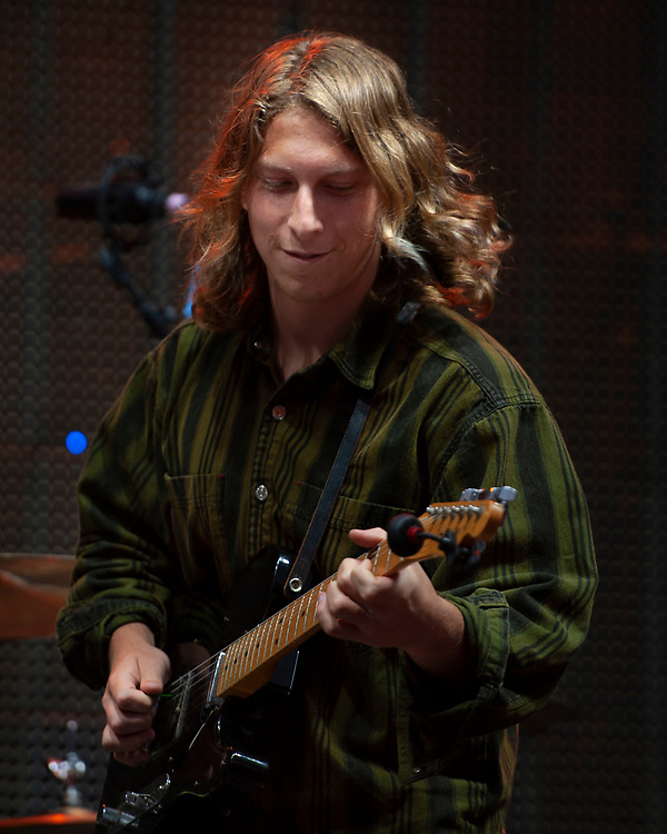 Corbin of Greer performing at Pacific Amphitheatre August 26, 2021.