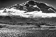 Photographs from Denali National Park of The Alaska Range, AK
