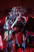 Dr. John performs at Bonnaroo 2006.  Photo by Bryan Rinnert