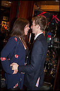 MATHEW BELL, Ralph Lauren host launch party for Nicky Haslam's book ' A Designer's Life' published by Jacqui Small. Ralph Lauren, 1 Bond St. London. 19 November 2014