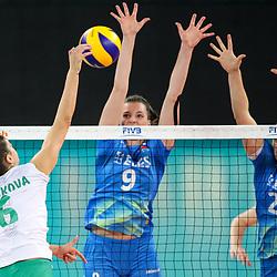 20170916: SLO, Volleyball - U23 World Championship, Slovenia vs Bulgaria