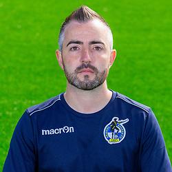 Jonny Henderaon - Ryan Hiscott/JMP - 14/09/2018 - FOOTBALL - Lockleaze Sports Centre - Bristol, England - Bristol Rovers U18 Academy Headshots and Team Photo