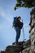 Table Mountain Trail at Mount Baker, Washington