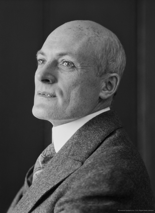 Homer Croy, American Author, 1927