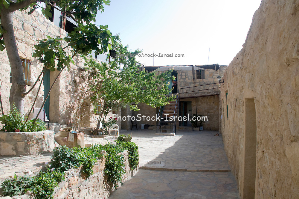 Middle East, Hashemite Kingdom of Jordan, The old village of Dana - the Sons of Dana Eco-Tourism cooperative.